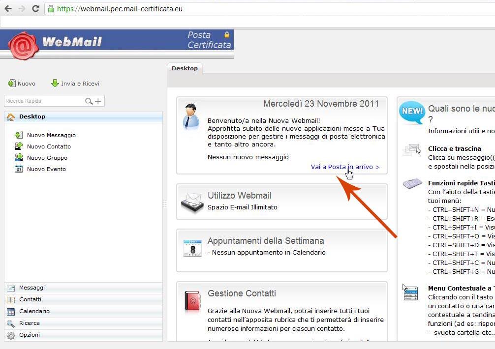 webmail_pec_posta_arrivo