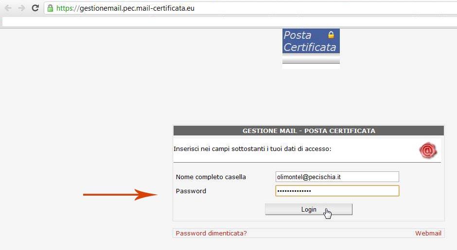 webmail_gestionepec